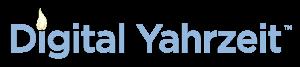 Digital Yahrzeit stylized logo fro yahrzeit reminder